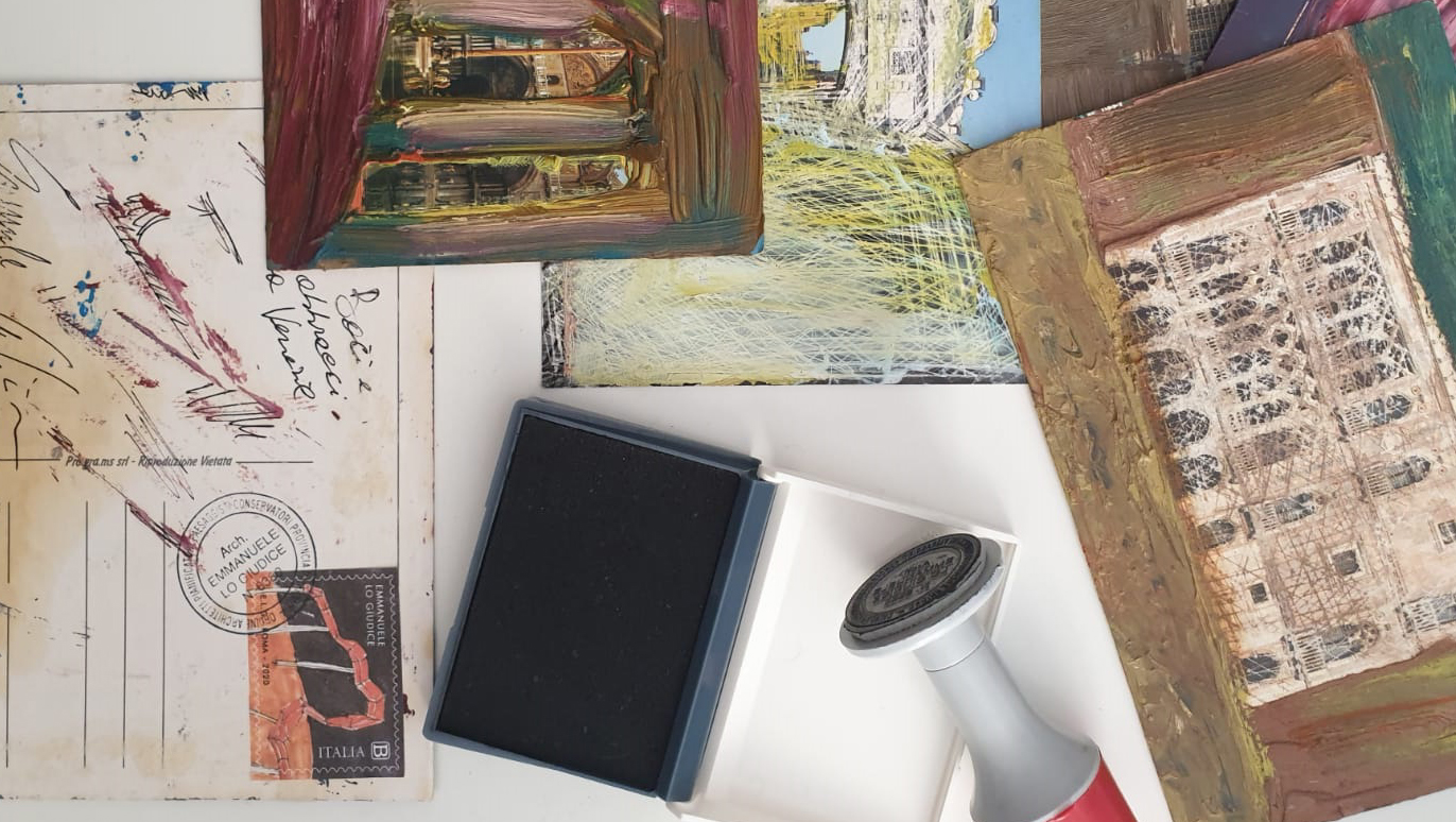 Micro museo – cartoline